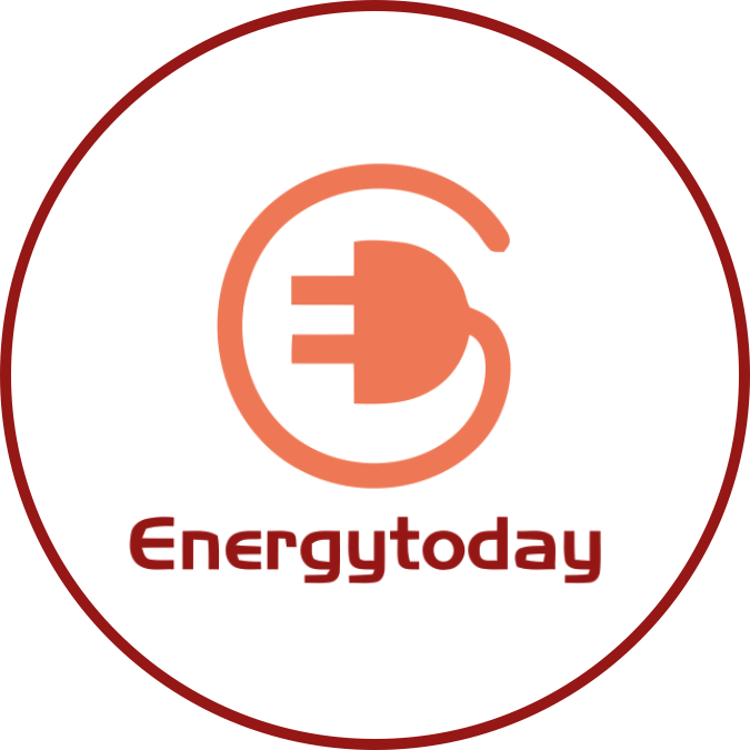 Energytoday logo in cirkel
